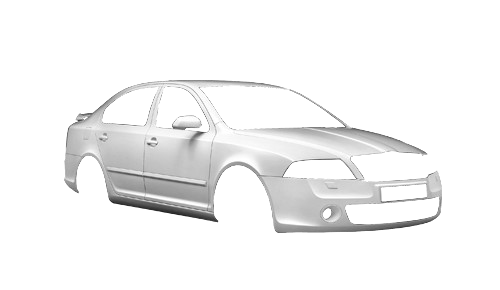Цвета кузова Octavia A5 RS
