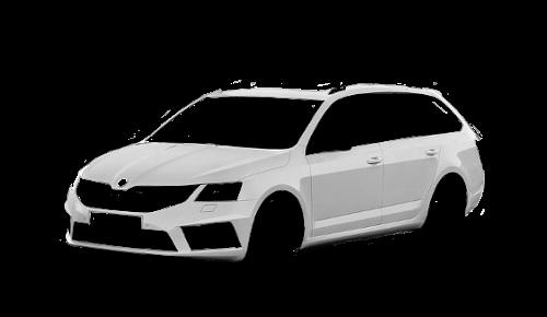 Цвета кузова Octavia A7 RS Combi