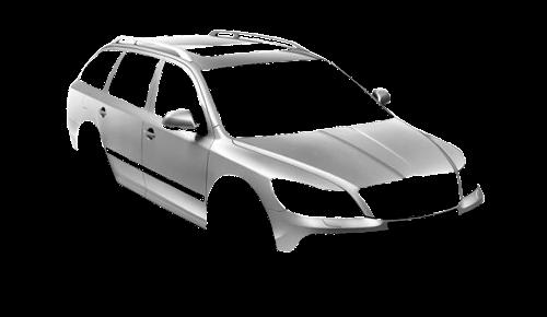 Цвета кузова Octavia A5 Scout